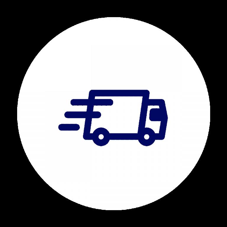 Icone pour la livraison